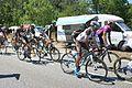 Tour de France 2015, étape 16 - ravitaillement peloton 19.JPG