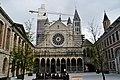 Tournai Cathédrale Notre-Dame Fassade 1.jpg
