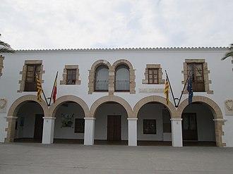 Santa Eulària des Riu - Image: Town hall Eularia