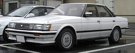Toyota Mark II — Википедия