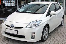 Toyota Prius, terza generazione, 2009