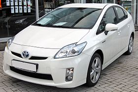 280Px Toyota Prius III 20090710 Front