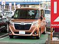 """Toyota ROOMY X""""S"""" (DBA-M900A-AGBME) front.jpg"""