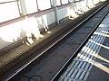 Track of Shinkansen in Fukushima Station.jpg