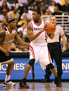 98491c18c13 McGrady isolates against Caron Butler in 2006
