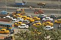 Traffic Jam - Eastern Metropolitan Bypass - Science City Area - Kolkata 2015-12-31 8335.JPG
