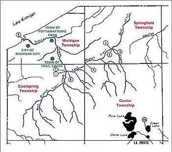 Trail Creek Lake Michigan Wikipedia The Free Encyclopedia