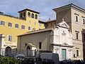 Trastevere - s Callisto e palazzi 1170020.JPG