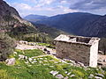 Treasory of Athens, Delphi.jpg