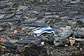 Treblinka. Czarny bazalt upamiętnia komory gazowe.2.jpg
