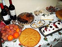 Treize desserts wikip dia for Chiffre treize