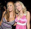 Trina Michaels, Alana Evans at party 4.jpg