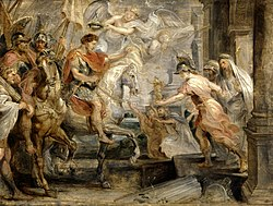 Triumphant Entry of Constantine into Rome by Peter Paul Rubens.jpg