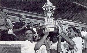 Albacete Balompié - Ciudad de Albacete trophy 1994.