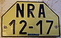 Truck license plate from Czechoslovakia.jpg