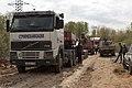 Trucks in Khimki Forest.jpg