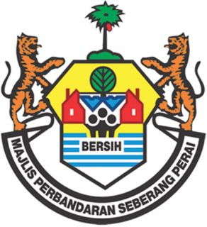 Seberang Perai Municipal Council Local government of the municipality of Seberang Perai in Penang