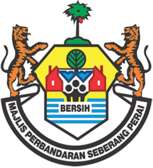 Seberang Perai Municipal Council - Image: Truelogompsp