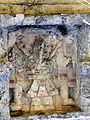 Tulum - Templo de las Pinturas 2 Absteigender Gott.jpg