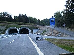 Tunnel Leutenbach