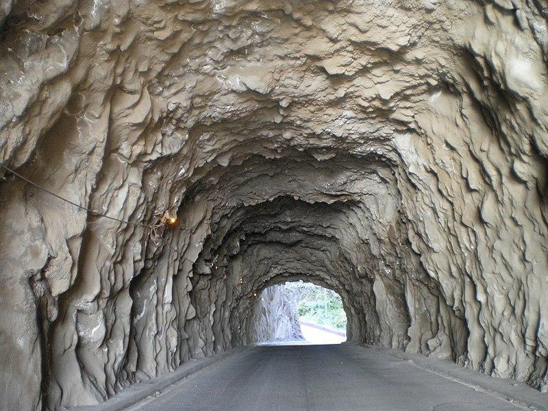 Tunnel. Bildquelle: Wikipedia, user Froth82, Creative Commons 3.0