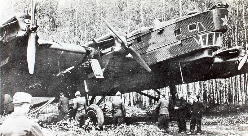 File:Tupolev TB-3 (14260526197).jpg