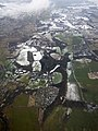 Twechar from the air (geograph 5308166).jpg