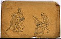 Two Chinese men torture two prisoners Wellcome V0041476.jpg
