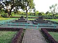 Two tombs in front of Tantipura Masjid 02.jpg