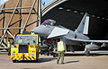 Typhoon Aircraft at RAF Coningsby is Prepared in Ahead of Enforcing the No Fly Zone over Libya MOD 45152505.jpg