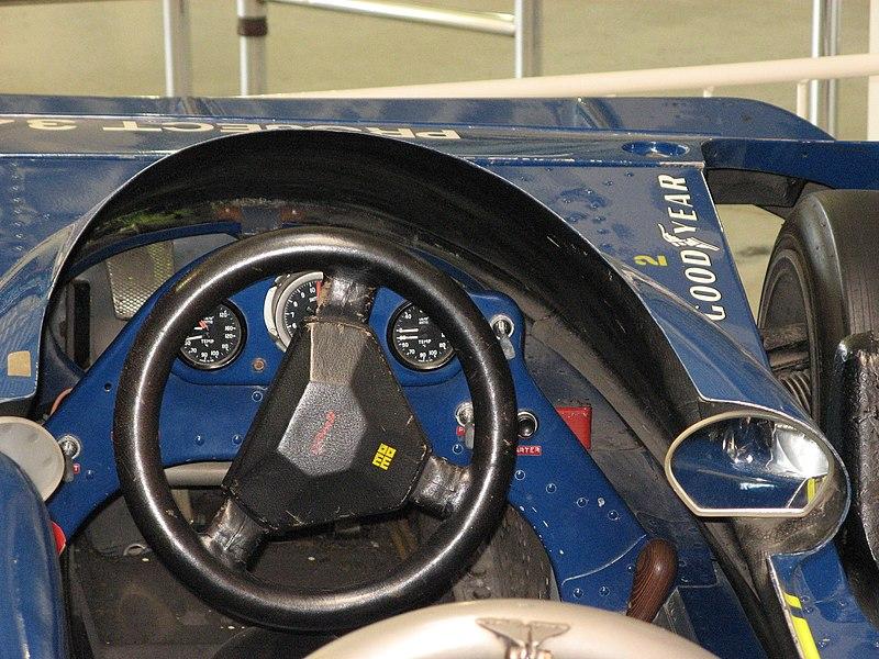 Tyrrell p34 (f1 de 6 ruedas)