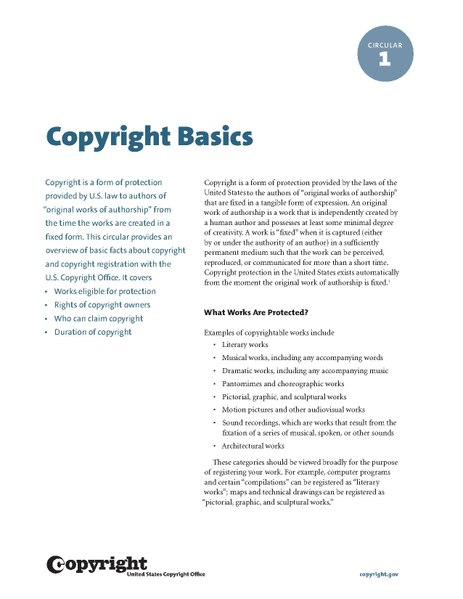 File:U.S. Copyright Office circular 01.pdf