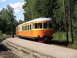 ULJ Railbus SJ YBo5p 809.   JPG
