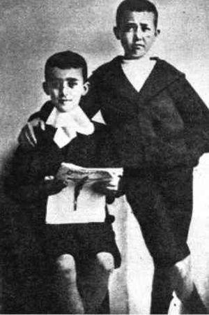 Jesús Cora y Lira - Franco in Colegio