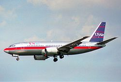 USAir Boeing 737-300; N355US@DCA;19.07.1995 (6083488115).jpg