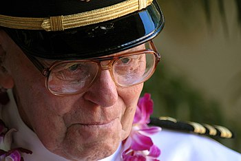 65 years after the attack on Pearl Harbor, ret...
