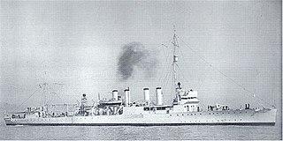 USS <i>Manley</i> (DD-74)