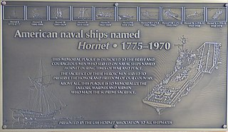 USS<i> Hornet</i> List of ships with the same or similar names