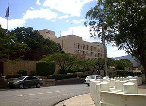 US Embassy in Tegucigapa 2