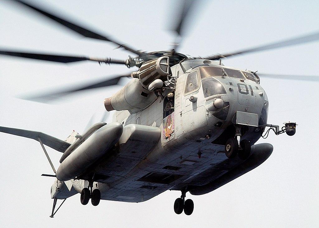 アメリカ海軍のCH-53E