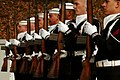 US Navy 040220-N-6213R-004 Sailors assigned to U.S. Navy Ceremonial Guard stand in ranks during a performance in Annapolis, Md.jpg