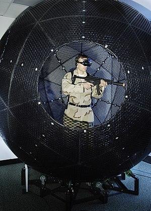 US Navy 060329-N-7676W-009 VirtuSphere, locate...