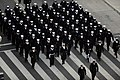 US Navy 090120-N-1711I-328 Members of a Navy Reserve unit march along Pennsylvania Avenue during the 2009 Presidential Inaugural Parade.jpg