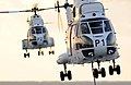 US Navy 111121-N-ZZ999-080 Helicopters transferring munitions.jpg