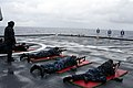 US Navy 120204-N-WV964-039 A Sailor observes Sailors during a small arms shoot.jpg