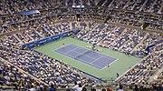 """معلومات عن كرة المضرب """"tennis"""" 180px-US_Open_2007%2C_Maria_Sharapova_serving"""