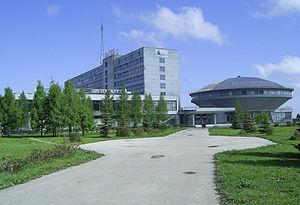 Ulyanovsk State Technical University - Image: Ulstu