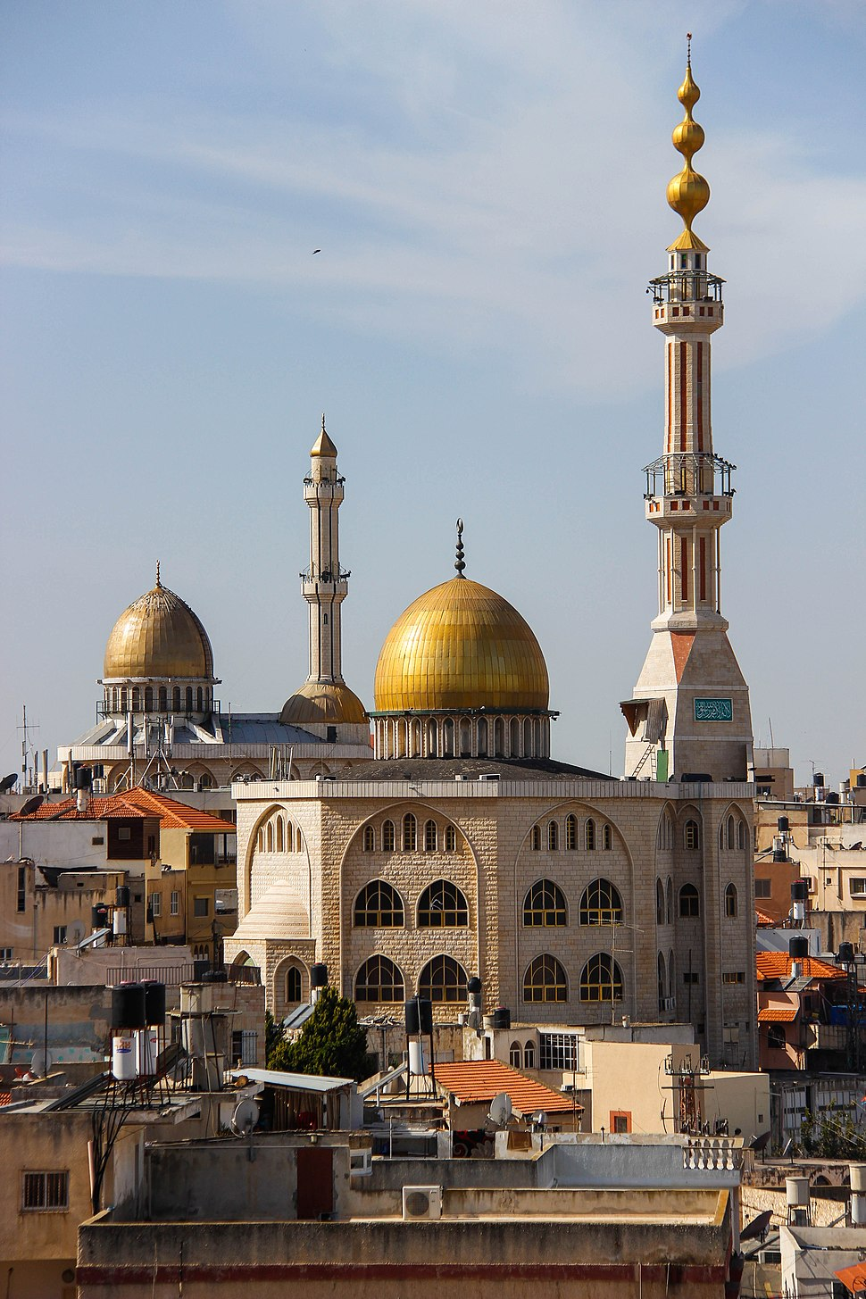 Umm al-Fahm Center