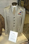 Uniform owned by Major Rex T. Barber - Oregon Air and Space Museum - Eugene, Oregon - DSC09893.jpg