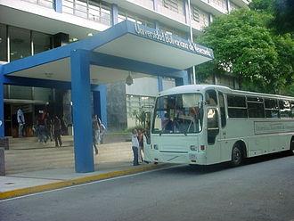 Bolivarian University of Venezuela - The UBV's main campus in Los Chaguaramos, Caracas.